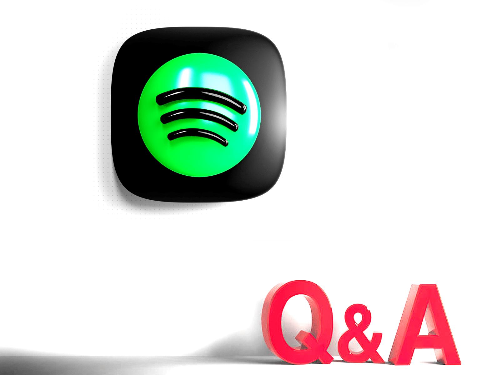 Spotify Q&A saiid zeidan